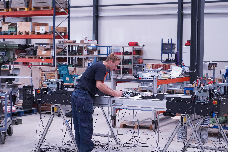 Allround Monteur Machinebouw